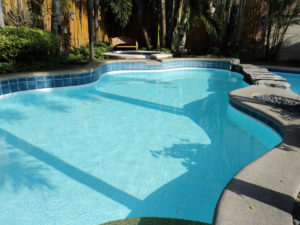 Swimming pool accidents have several causes.